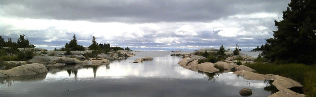 Outer Fox Islands, French River