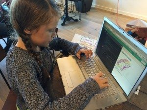 Mallory learns code